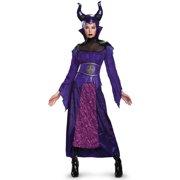 Disney's Descendants Deluxe Maleficent Women's Plus Size Adult Halloween Costume, XL