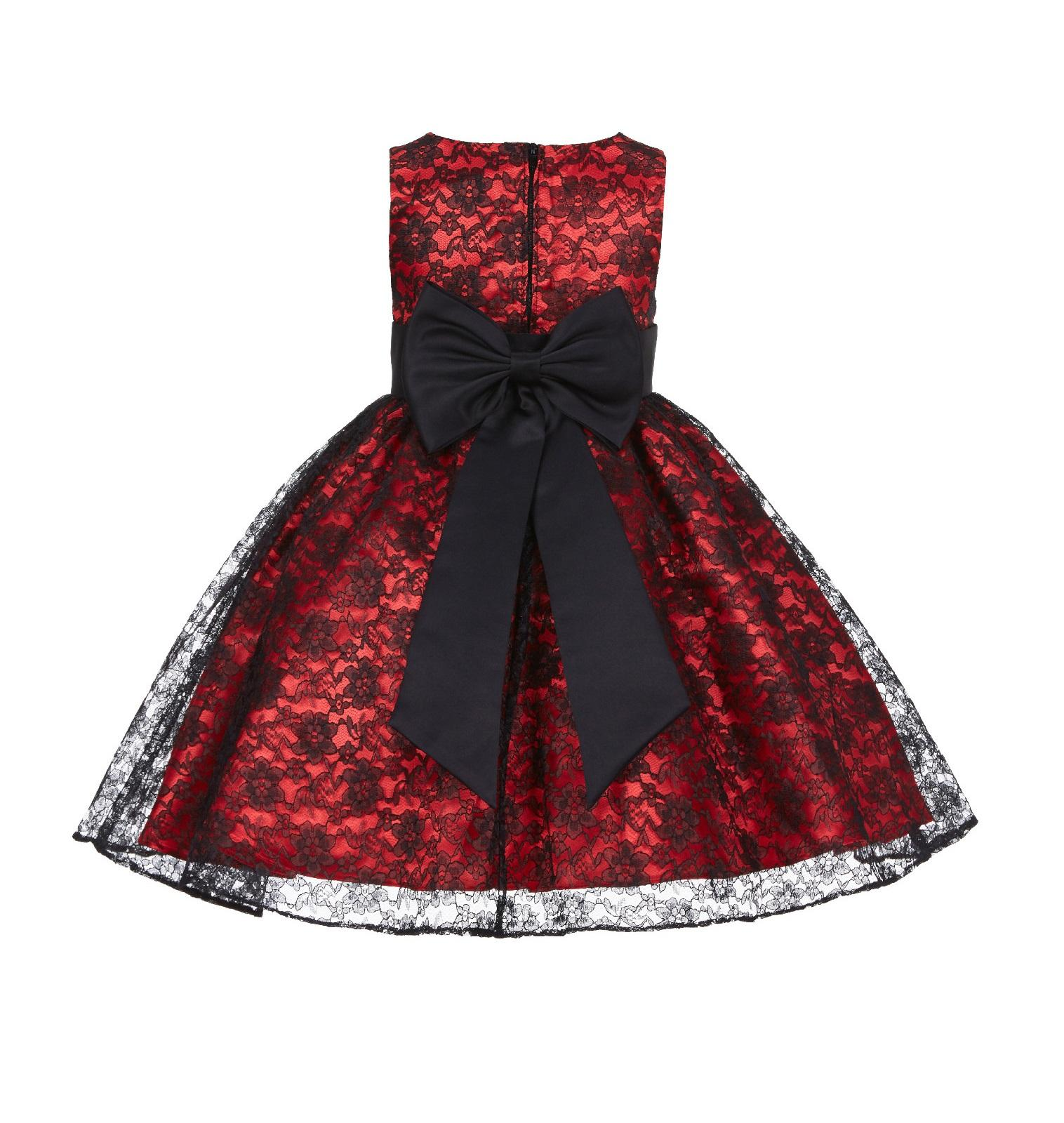 Toddler Girls Christmas Dresses