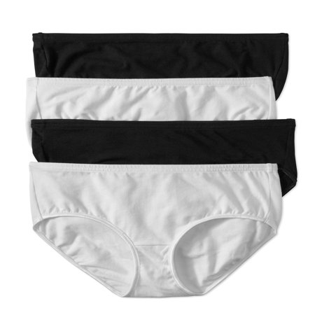 Best Fitting Panty Ladies Cotton Stretch Hipster Panty, 4