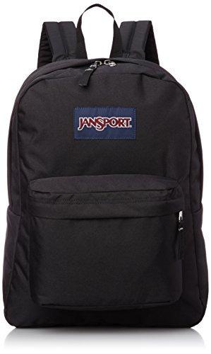 Jansport Girls Backpack - Superbreak Classic Backpack Black