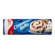 Pillsbury Cinnamon Rolls With Icing 8 Count, 12.4 oz