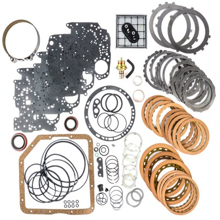 JEGS Performance Products 62102 Transmission Rebuild Kit 1969-1986 GM TH-350 Non