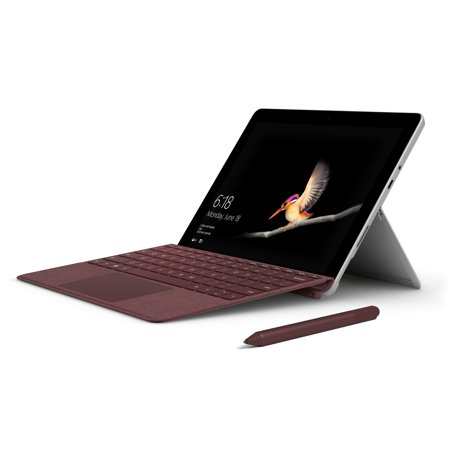 NEW 10'' Microsoft Surface Go, Intel Pentium, 4GB Memory, 64GB Storage,