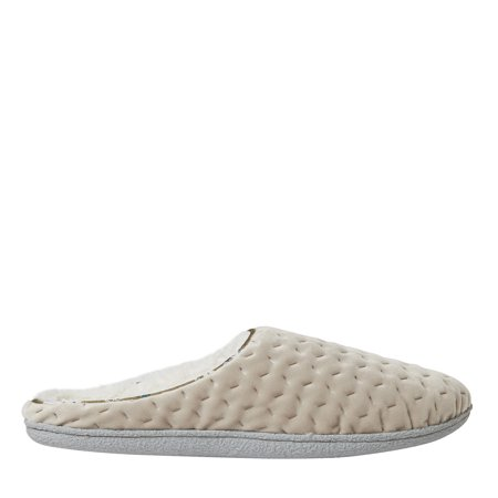 DF by Dearfoams Womens Knit Clog Slipper
