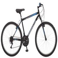 "Roadmaster Granite Peak Men's Mountain Bike 26"" wheels, Black"