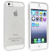 5abd2f670 Insten Clear Case for iPhone SE   iPhone 5   iPhone 5S Clear Case