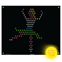 Lite Brite Refill: Little Miss for Ultimate Classic - NOT FOR OLDER LITE BRIGHT TOY