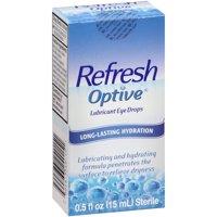 Refresh Optive® Lubricant Eye Drops 0.5 fl. oz. Box