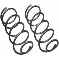 Moog 81134 Coil Springs, Front