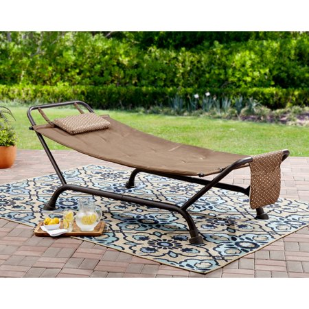 Mainstays Wentworth Deluxe Hammock with Stand