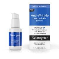Neutrogena Ageless Intensives Anti-Wrinkle Retinol Serum, 1 fl. oz