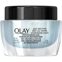Olay Age Defying ADVANCED Gel Cream Face Moisturizer Dry Skin, 1.7 oz