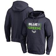 Seattle Seahawks NFL Pro Line by Fanatics Branded Alternate Team Logo Gear  Blue   Green Pullover 6fb8b3ce9