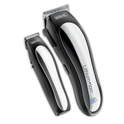 Wahl Lithium Pro Complete Cordless Hair Clipper & Touch Up Kit 79600-3301