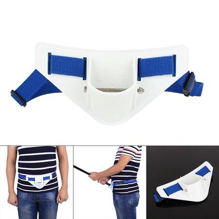 Yosoo Adjustable Fishing Rod Pole Stand Holder Fighting Belt Waist Support, Fishing Harness Belt,Fishing Fighting Belt