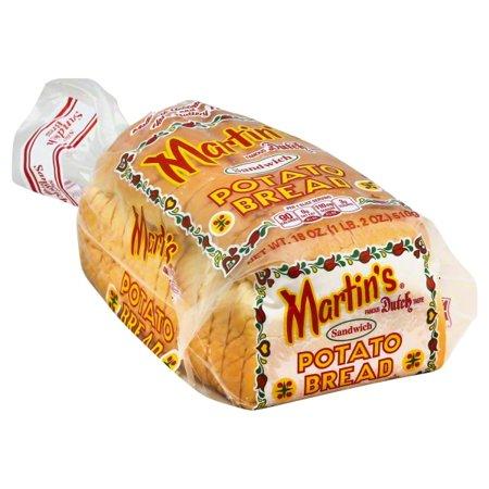 Martins Famous Shoppe Martins Bread, 18 oz