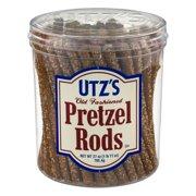Utz Old Fashioned Pretzel Rods, 27 Oz.