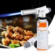 Mosunx Camping Gas Torch Welding Fire Maker Lighter Butane Burner Flame