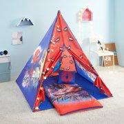 Marvel Spider Man Teepee Tent Set, 4 Piece