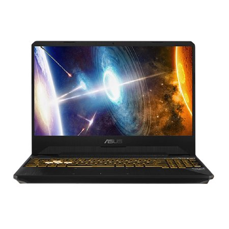 ASUS TUF FX505GD-WH71 Gaming and Business Laptop (Intel i7-8750H 6-Core, 32GB RAM, 1TB SSHD + 512GB PCIe SSD, 15.6