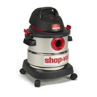 Shop-Vac 5989300 Shop-Vac 5 Gal. 4.5 Peak HP Stainless Steel Wet / Dry Vacuum