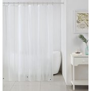 Peva Plastic Shower Curtain Liners With Magnets By Victoria Classics