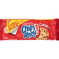 Nabisco Chips Ahoy! Chewy Cookies Family Size, 19.5 Oz.