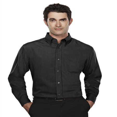 Tri-Mountain Convention 860 Mini-Houndstooth Pattern Shirt, 2X-Large, -