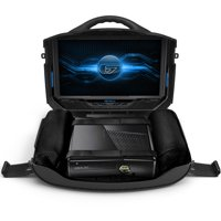 GAEMS G-190 Vanguard Black Edition: Personal Gaming Environment for PS4, XBOX ONE, PS3, XBOX 360 (console not included)