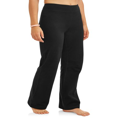 Petite Spandex Peacoat - Women's Dri More Core Bootcut Yoga Pant Available in Regular and Petite