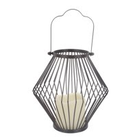 Better Homes and Gardens Elgin Wire Outdoor Solar Lanterns