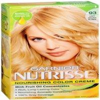 Garnier Nutrisse Haircolor, 93 Light Golden Blonde 1 ea