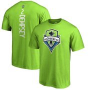 Clint Dempsey Seattle Sounders FC Fanatics Branded Backer Name   Number T- Shirt - Rave 7e4375ada