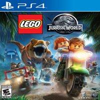 LEGO Jurassic World, Warner, PlayStation 4, 883929472833