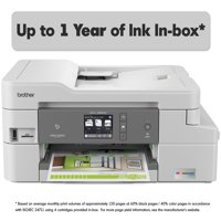 Brother MFC-J995DW INKvestment Tank Color Inkjet All-in-One Printer with up to 1-Year of Ink In-box