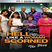 Tyler Perry's Hell Hath No Fury Like a Women Scorned: The Play (DVD)