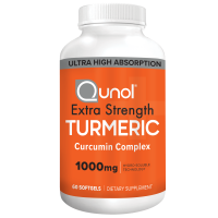 Quten Research Llc Qunol Turmeric 1000mg 60 Ct