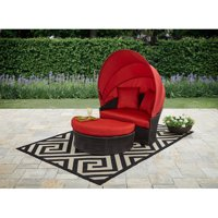 Mainstays Briar Creek Outdoor Sectional Daybed with Canopy