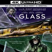 Glass (4K Ultra HD + Blu-ray + Digital Copy)