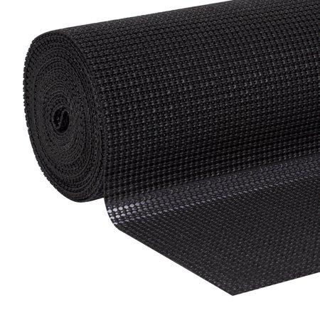 EasyLiner Brand Select Grip 20 In. x 24 Ft. Drawer Liner, Black