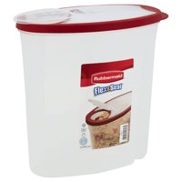 Rubbermaid Flex and Seal Cereal Keeper Food Storage Container, 1.5 Gallon/5.68 Liter