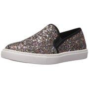 75cd3ec2bfa Steve Madden Womens Ecentrcg Low Top Slip On Fashion Sneakers