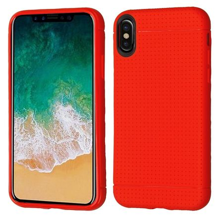 - iPhone X Case, iPhone X Edition Case, by Insten TPU Rubber Lattice Points Candy Skin Case Cover for Apple iPhone X edition 5.8
