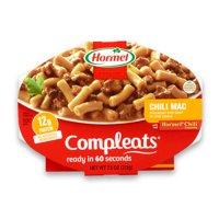 Hormel Compleats Chili Mac, 7.5 Ounce