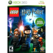 LEGO Harry Potter: Years 1-4, Warner Bros, Xbox 360