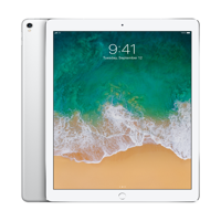 Apple 12.9-inch iPad Pro Wi-Fi + Cellular 64GB Silver
