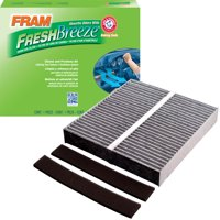 FRAM Fresh Breeze Cabin Air Filter, CF10140