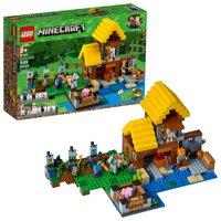 LEGO Minecraft The Farm Cottage 21144 (549 Pieces)