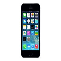 Refurbished Apple iPhone 5S 16GB, Space Gray - Locked Straight Talk/TracFone