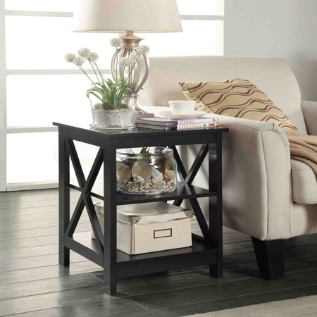 Convenience Concepts Oxford End Table, Multiple Colors - End Table Covers